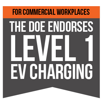 Department of Energy Endorses Level 1 EV Charging Station